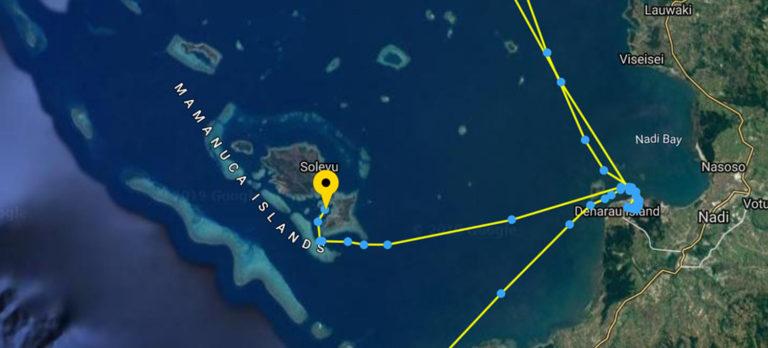 Week-end aux îles Mamanucas